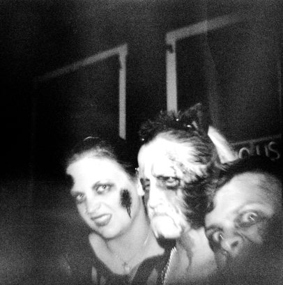 Scary Kids on Bourbon Street - Diana F+